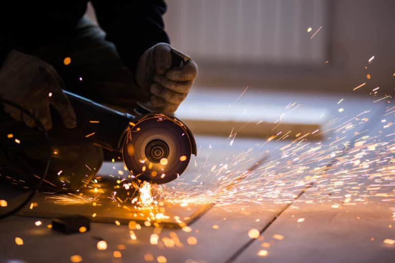 How To Cut Tiles With An Angle Grinder?