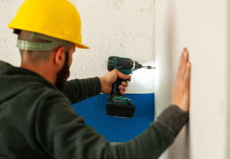 Can an Impact Driver Drill Concrete?