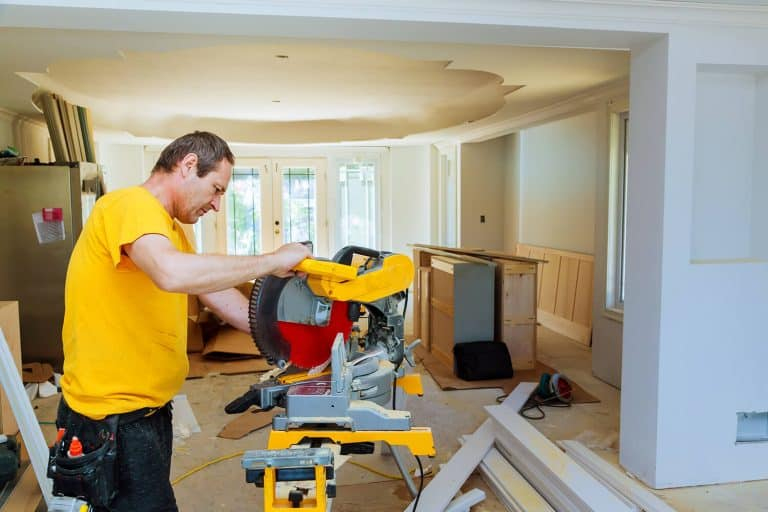 How to Cut Trim With a Miter Saw to Absolute Perfection!