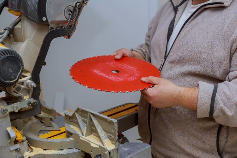 How to Change a Miter Saw Blade Safely & Effectively