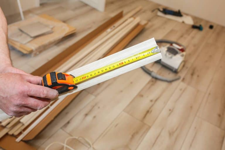 How to Cut Baseboard Corners Without a Miter Saw?