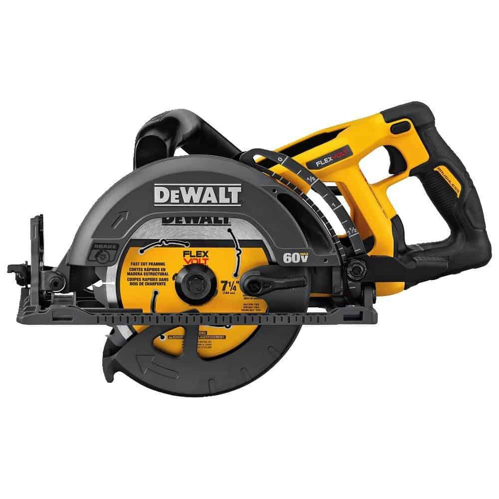 DEWALT DCS577X1 FLEXVOLT 7-1/4-Inch Circular Saw