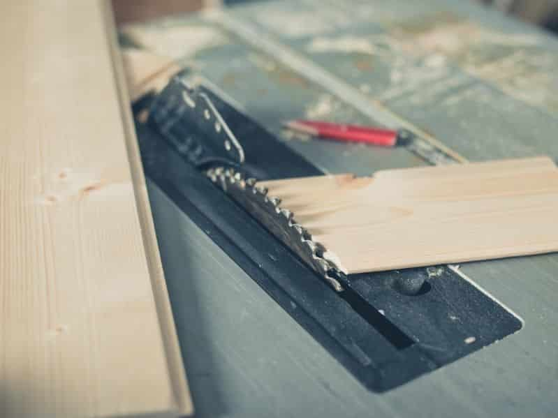 What You'll Need to Cut a Taper on a Table Saw