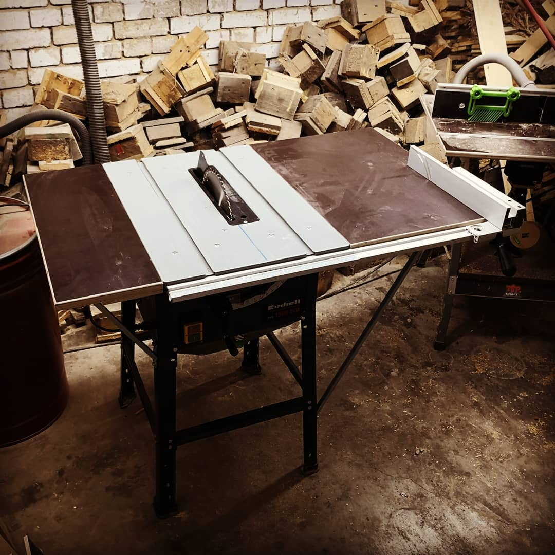 Materials That Can Be Cut With A Table Saw
