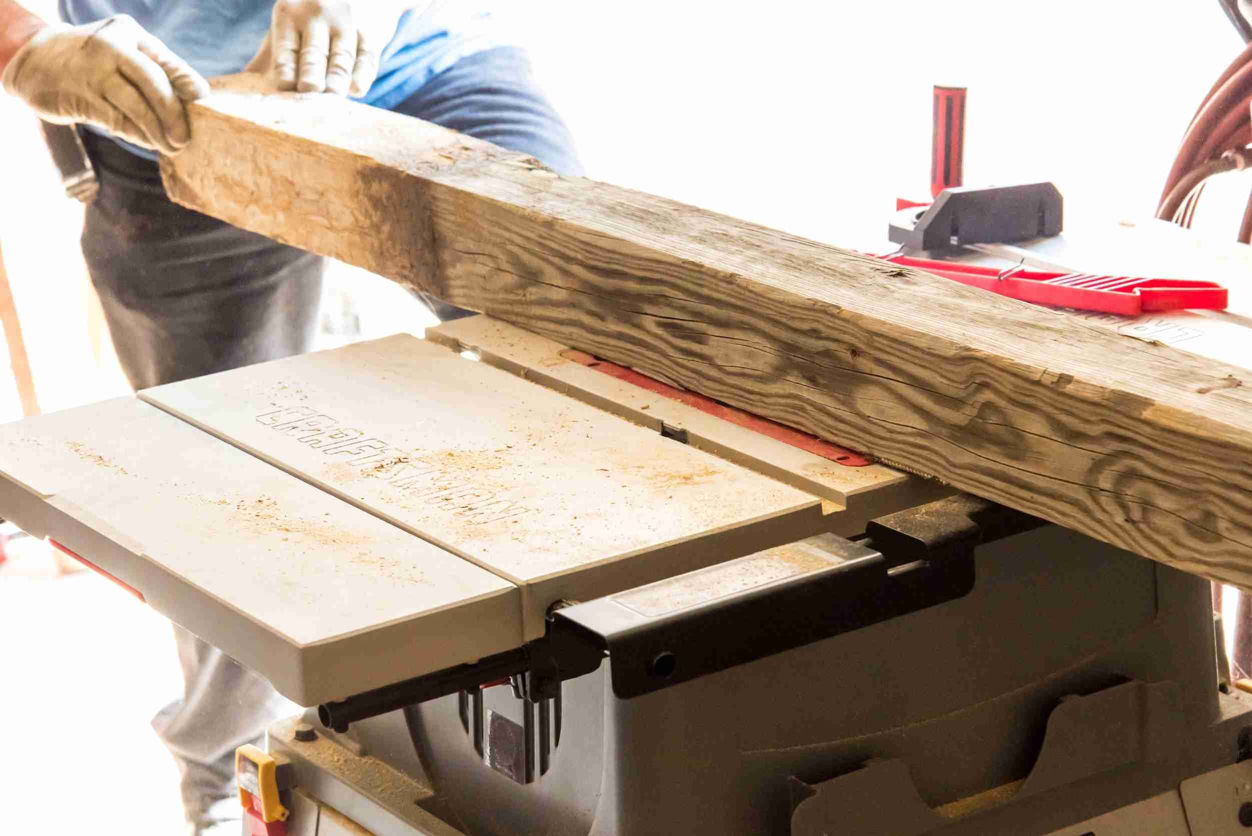 Table Saw Vs Jointer