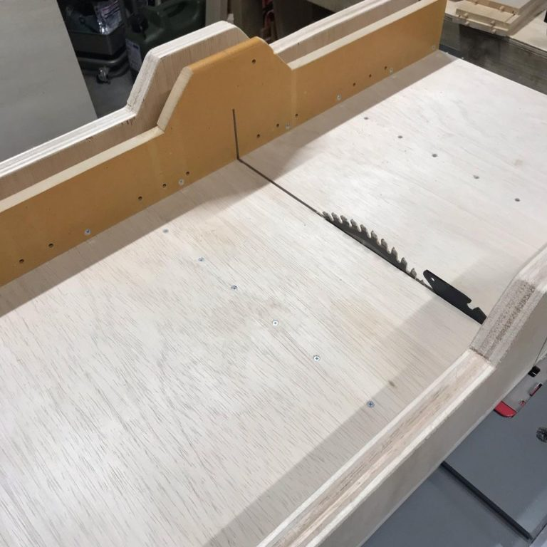 What Is A Table Saw Sled Used For?