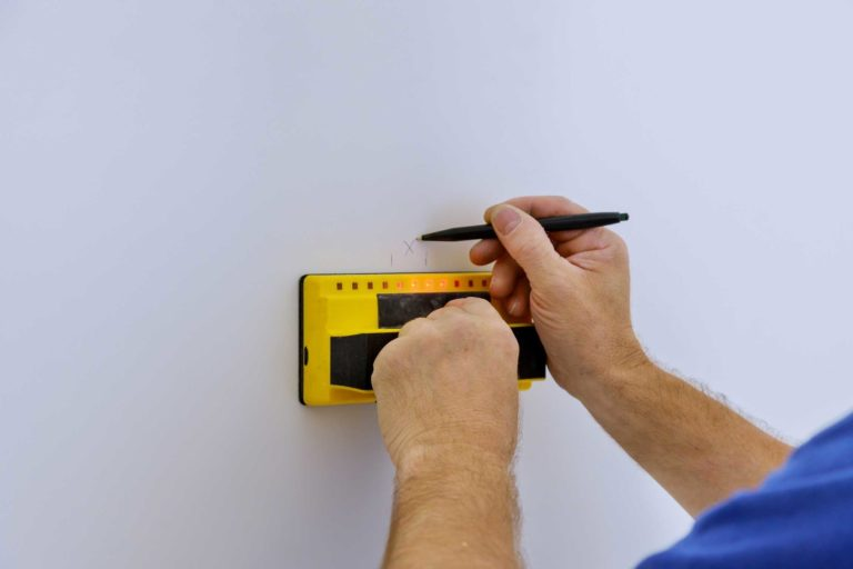 How to Find a Wall Stud Without Ruining Your Wall