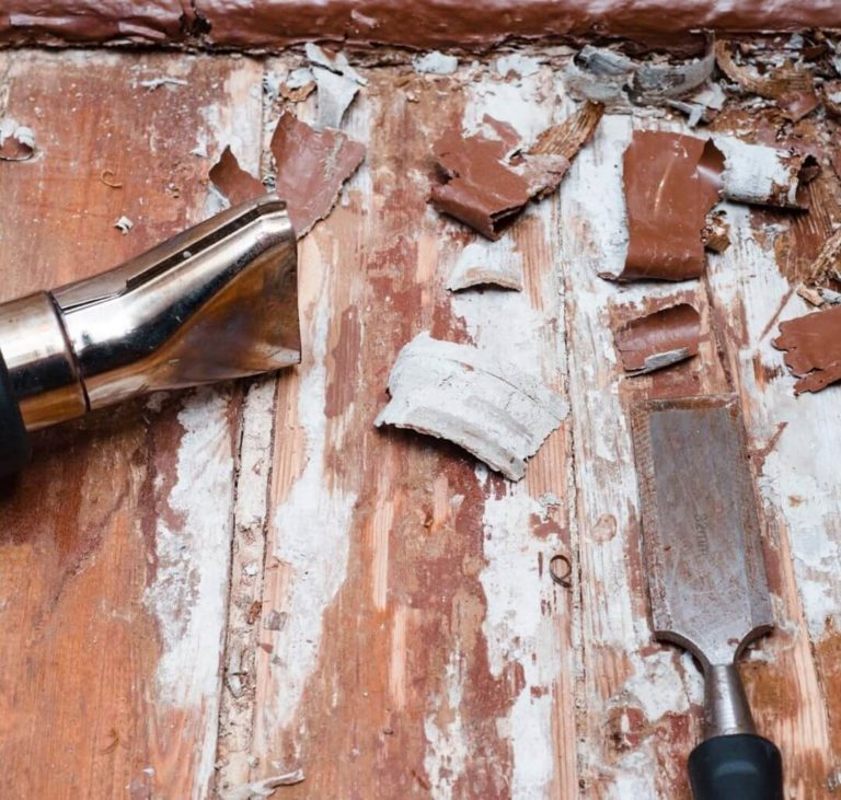 How to Remove Paint from Wood for Great Results